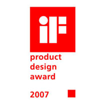 iF, Hannover, product design award 2007